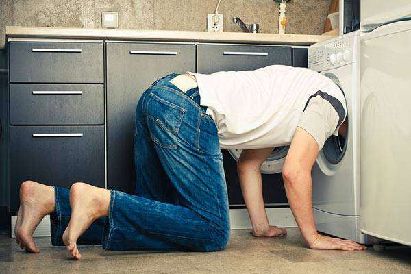 What Happens Inside Your Washing Machine