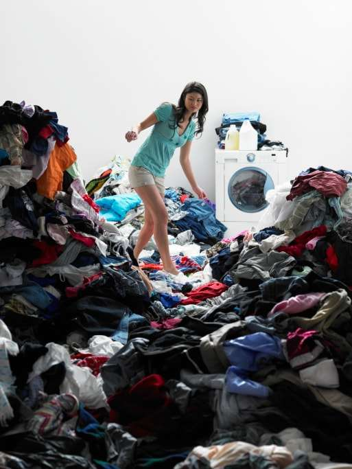 When Do Clothes Need Washing?