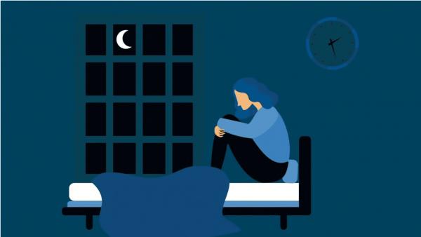 Having Trouble Staying Asleep